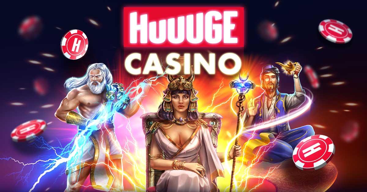 Facebook Huuuge Casino